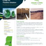 Crude Oil Flowline Solution Case Study