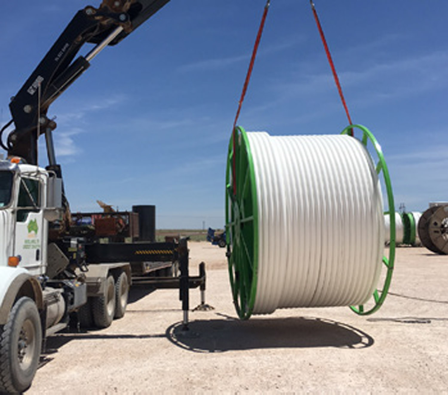 coiled line pipe
